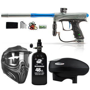 Maddog Dye Rize CZR 48/3000 HPA V-Max+ Paintball Gun Package