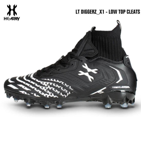 HK Army LT Diggerz_1 Low Top Paintball Cleats - PaintballDeals.com