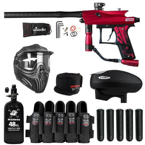 Maddog Azodin Kaos 3 with Maddog HPA V-Max+ Accessory Combo Package