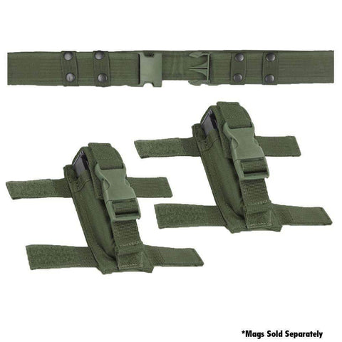 Zephyr Tactical Belt