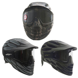 JT Spectra Flex 8 Full Coverage Thermal Paintball Mask Goggles