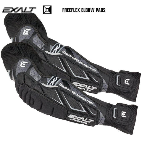 Exalt FreeFlex Protective Paintball Elbow Pads - PaintballDeals.com
