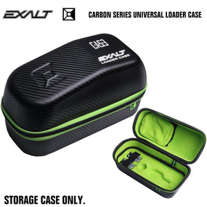 Exalt Paintball Universal Loader Hopper Travel Case V3 - Black - PaintballDeals.com