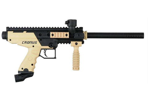 Tippmann Cronus Tactical Bronze Paintball Gun Package