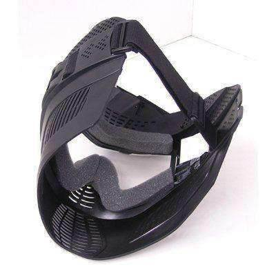CLEARANCE - GenX Global Stealth Paintball Goggles - Black - OPEN BOX