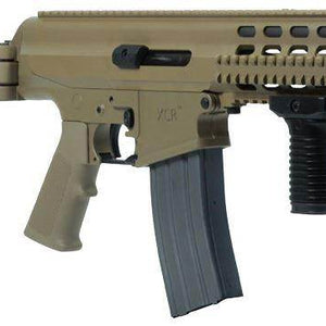 Echo1 Robinson Armament Full Metal XCR AEG Airsoft Rifle - Tan
