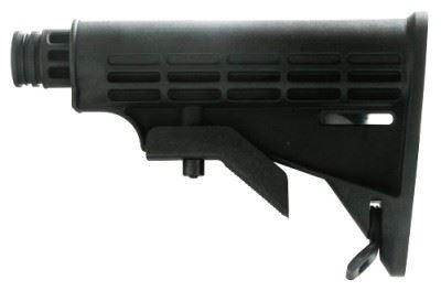 Tippmann 98 Collapsible Stock - Black