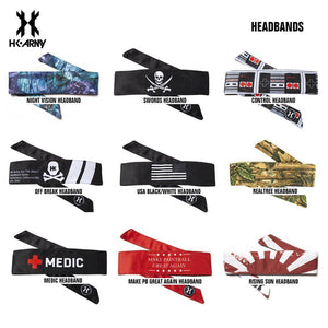 HK Army Paintball Headbands