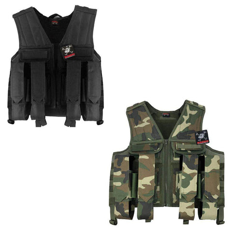 Maddog Tactical Paintball Battle Vest