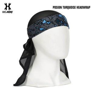 HK Army Paintball Headwrap - Poison Turquoise