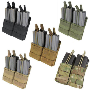 Condor Tactical Double Stacker M4 Mag Pouch