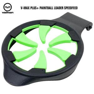 Valken V-MAX Plus+ Paintball Loader SpeedFeed - PaintballDeals.com