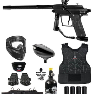Maddog Azodin Blitz 4 Protective HPA Paintball Gun Starter Package