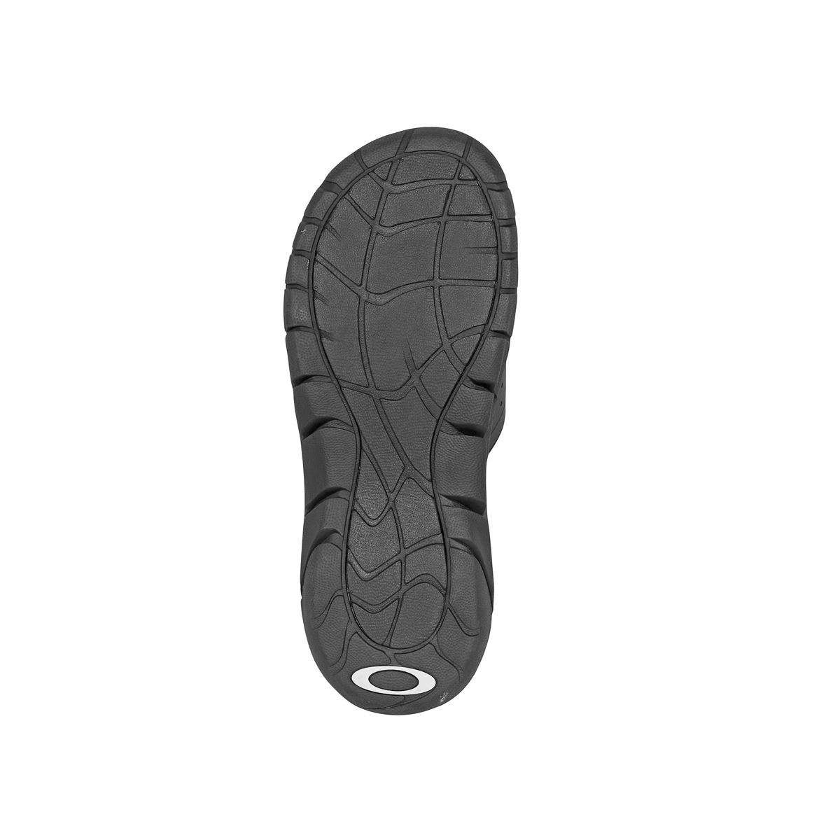 83e5e898c457 CLEARANCE - Oakley Supercoil Slide Sandals 2.5 - Blackout - Size 10.0 -  OPEN BOX -