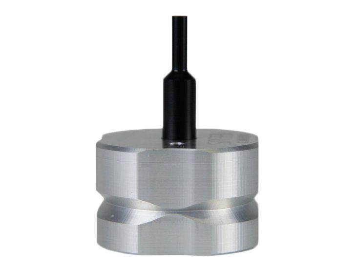 Speed Airsoft CNC Propane Adapter - Silver