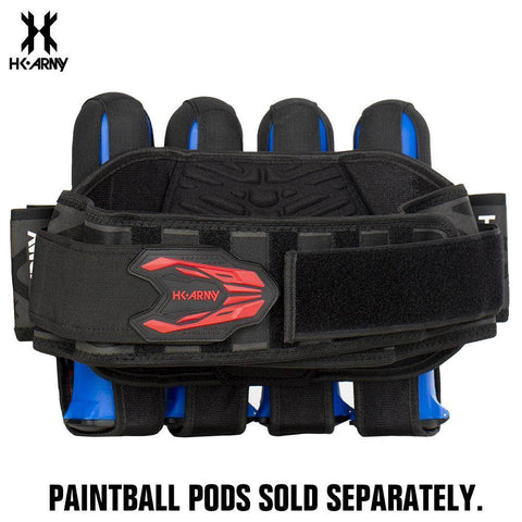HK Army Magtek Paintball Harness Pod Pack 3+2 | 4+3 | 5+4