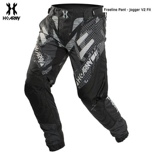 "HK Army Freeline ""V2 Jogger Fit"" Paintball Pants - Graphite - PaintballDeals.com"
