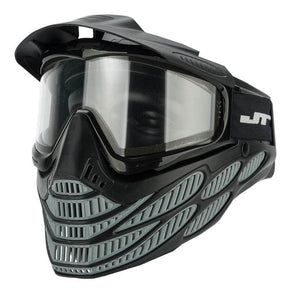JT Spectra Flex 8 Standard Thermal Paintball Mask Goggles - Black