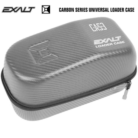Exalt Paintball Universal Loader Hopper Travel Case V3 - Charcoal / Grey - PaintballDeals.com
