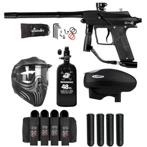 Maddog Azodin Blitz 4 Advanced HPA V-Max+ Paintball Gun Package