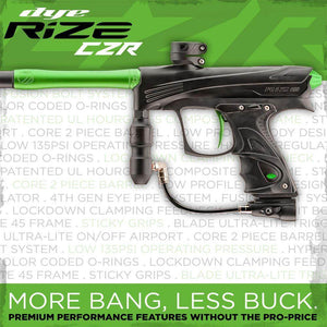 Dye Rize CZR Paintball Gun Marker