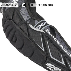 Exalt FreeFlex Protective Paintball Elbow Pads