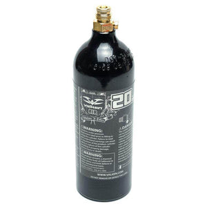 Valken 20 Oz. Refillable CO2 Paintball Tank