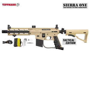 Tippmann Sierra One .68 Caliber Paintball Gun