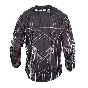 HK Army HSTL Line Padded Paintball Jersey - Black / Grey