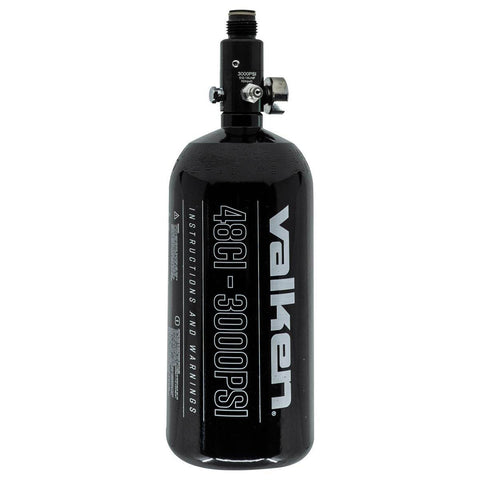 Valken 48/3000 Compressed Air Paintball Tank