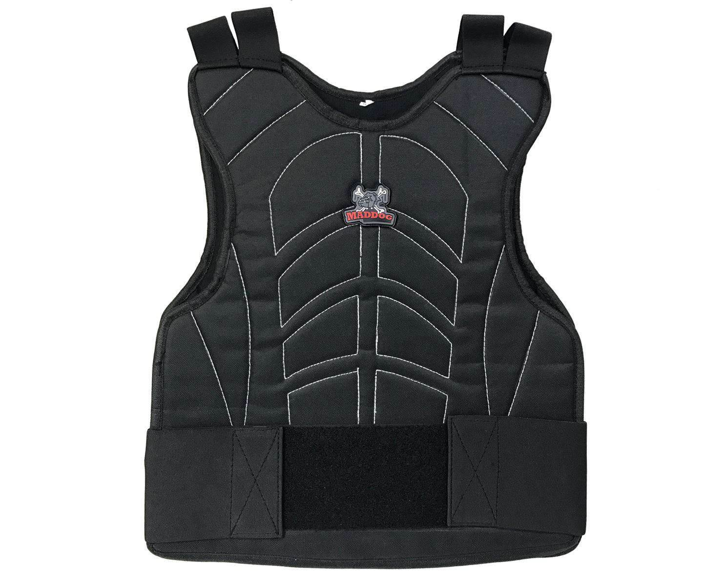 Maddog Padded Paintball & Airsoft Chest Protector
