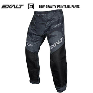 Exalt Low Gravity Paintball Pants - Night Camo - PaintballDeals.com