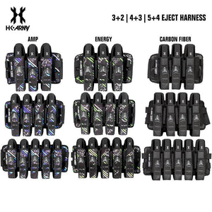 HK Army 3+2 | 4+3 | 5+4 Eject Paintball Harness Pod Pack