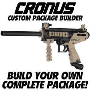 Tippmann Cronus Paintball Gun Starter Package Builder