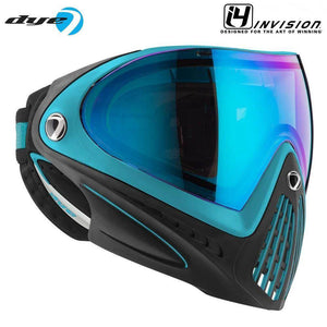 Dye I4 Thermal Paintball Goggles - Powder Blue