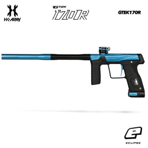 HK Army Custom Designed and Machined Planet Eclipse GTEK 170R Paintball Gun Marker - Electric