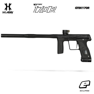 HK Army Custom Designed and Machined Planet Eclipse GTEK 170R Paintball Gun Marker - Onyx - PaintballDeals.com
