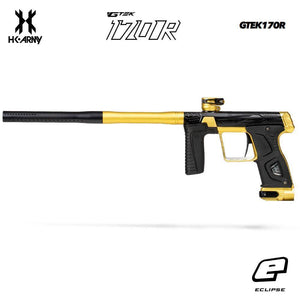 HK Army Custom Designed and Machined Planet Eclipse GTEK 170R Paintball Gun Marker - Prestige