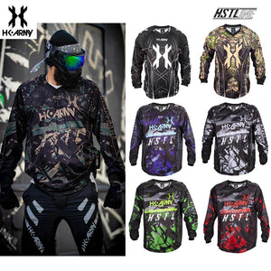 HK Army HSTL Line Padded Paintball Jersey - PaintballDeals.com