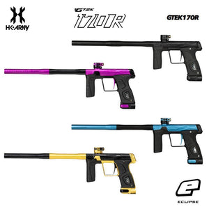HK Army Custom Designed and Machined Planet Eclipse GTEK 170R Paintball Gun Marker