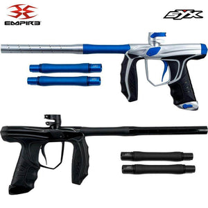 Empire Syx 1.5 Electronic Paintball Gun Marker with 3 Barrel Backs - PaintballDeals.com