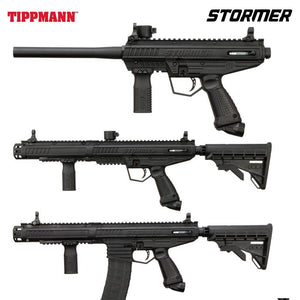 Tippmann Stormer Semi-Automatic .68 Caliber Paintball Gun Marker - PaintballDeals.com