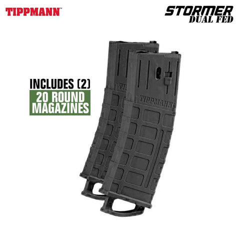 Tippmann Stormer ELITE Semi-Automatic .68 Caliber Paintball Gun Marker - PaintballDeals.com