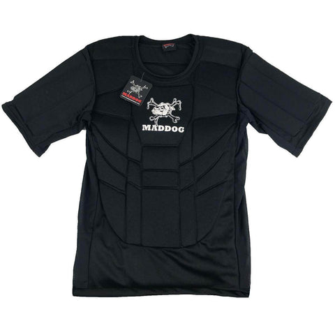 Maddog Sports Pro Padded Chest Protector Shirt