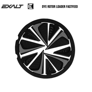 Exalt Dye Rotor LT-R Paintball Hopper Loader FastFeed - PaintballDeals.com