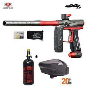 Empire Axe 2.0 HPA Paintball Gun Package A