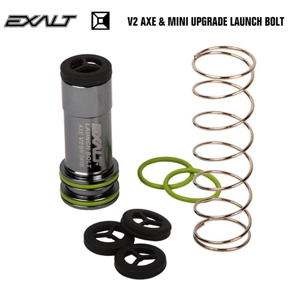 Exalt Paintball Upgrade V2 Axe / Axe Pro / Axe 2.0 / Mini / Mini GS Launch Bolt