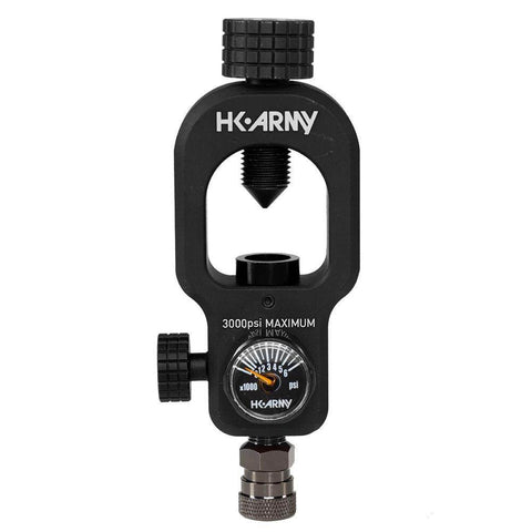 HK Army Compressed Air HPA Scuba Fill Station - Black