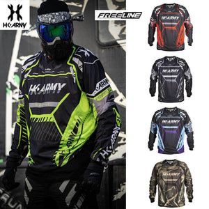 HK Army Freeline Padded Paintball Jersey