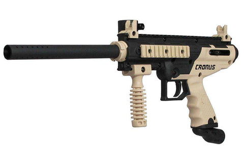 Tippmann Cronus Tactical Specialist HPA Paintball Gun Package